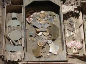 Ausgrabungsstätte des Herrn von Sipan, Peru