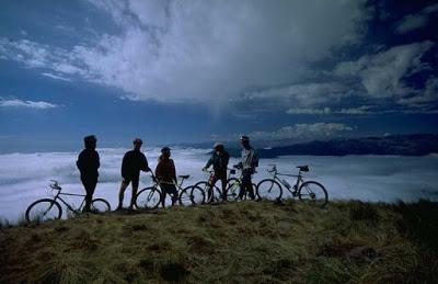 Auf der Fahrt warten spektakuläre Aussichten, Bergnebelwald, Peru