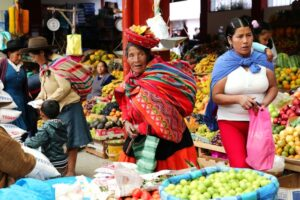 Urubamna Markt