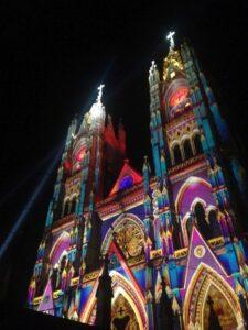 Quito Fiesta de la Luz