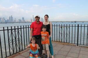 Auf Reise in Panama