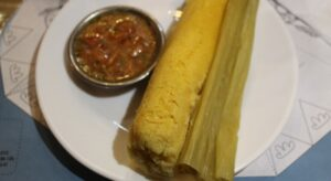 vegetarisch essen in Ecuador