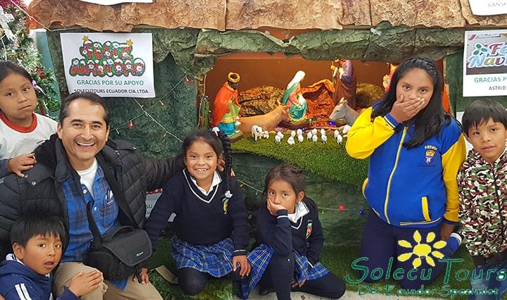 Soziales Projekt Ecuador