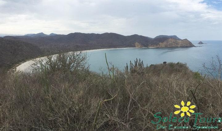 Strand des Nationalparks Los Frailes