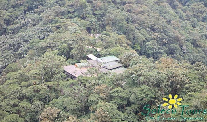 Nebelwald Lodge Ecuador