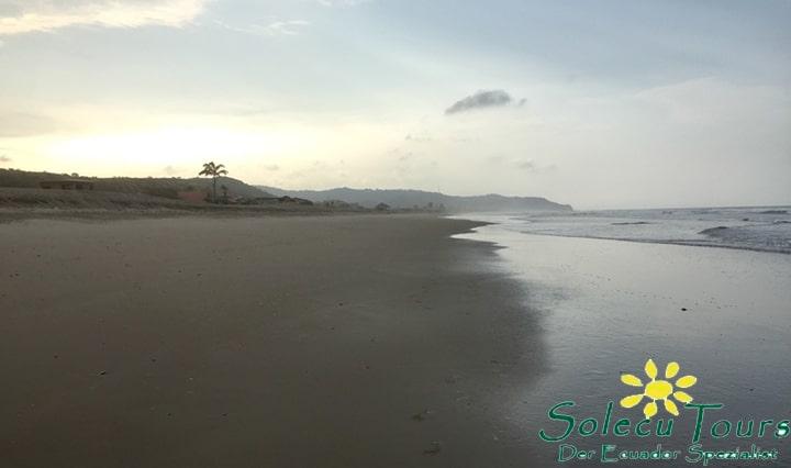 Strand von Las Tunas bei Puerto Rico