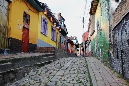 Reisetipps Bogota - La Candelaria