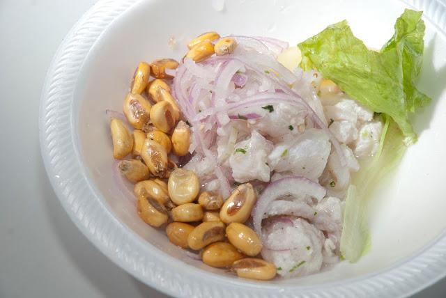 Ceviche-Rezept