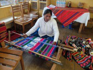 Marktbesuch Peru