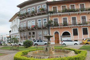 Casco Viejo Familienreise Panama