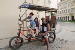 Familienreise auf Cuba