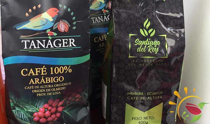 ecuadorianischer Kaffee aus den Prvinzen Imbabura und Loja