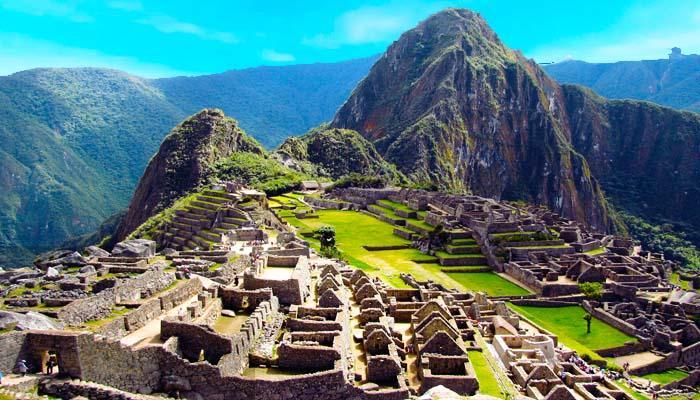 Peru reise machu picchu