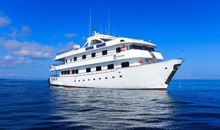 Neue Erste Klasse Yacht Solaris