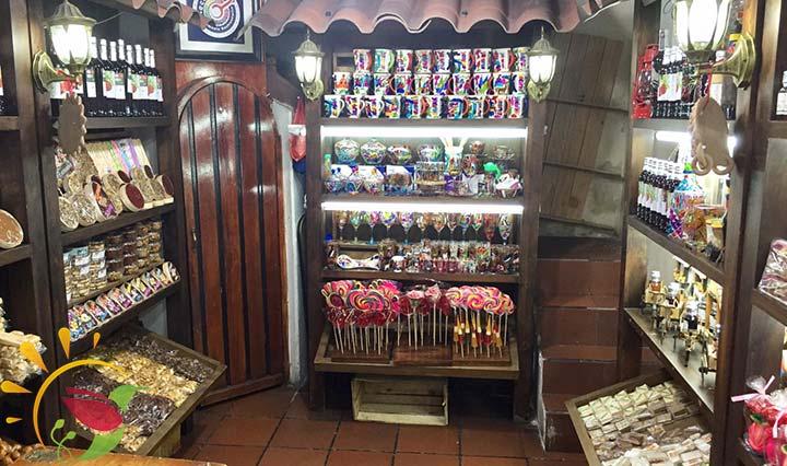 Ecuador Süßigkeitenladen Ana de Nuñez