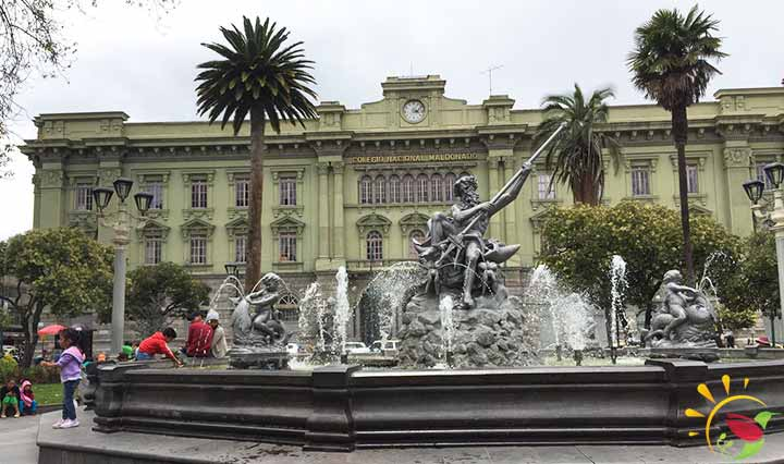 Park Plaza Sucre in Riobamba