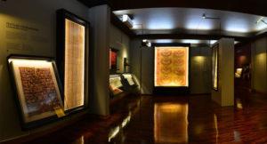 Einblick ins Museum Amano