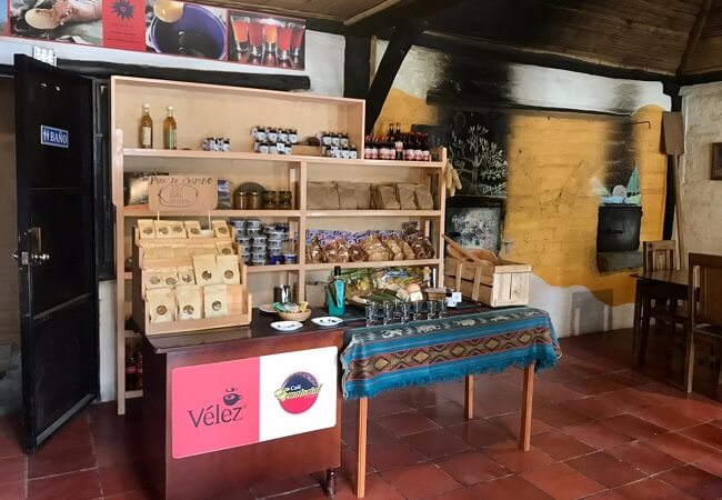 Velez Cafe Stand