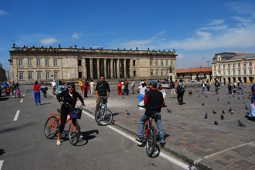 Reisetipps Bogota - Ciclovia