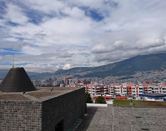 Capilla del hombre Quito