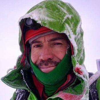 Jacobo Bergführer Ecuador