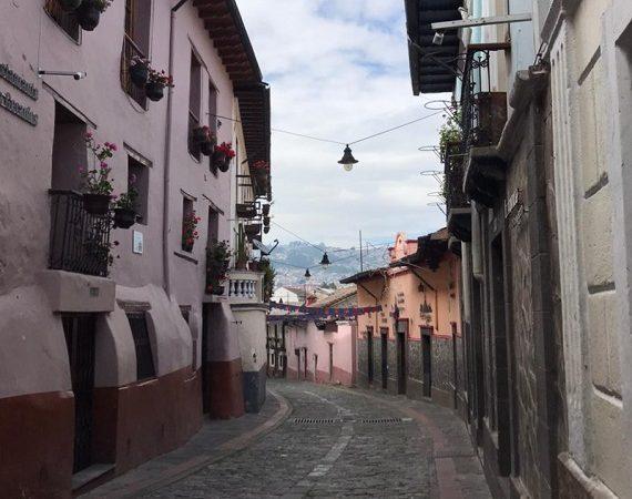La Ronda in Quito