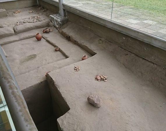 Ausgrabungsstaette Museum Guayasamin