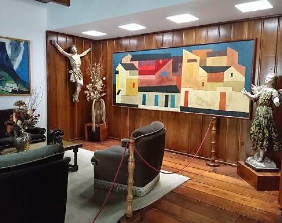 Wohnhaus Guayasamin