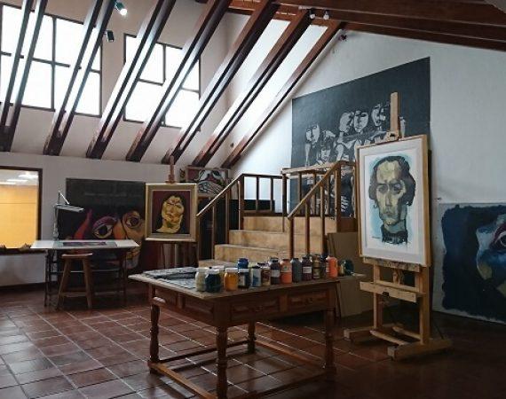 Studio von Guayasamin