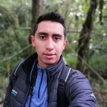 Omar Reiseleiter Ecuador
