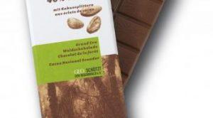 Rio Napo Schokolade