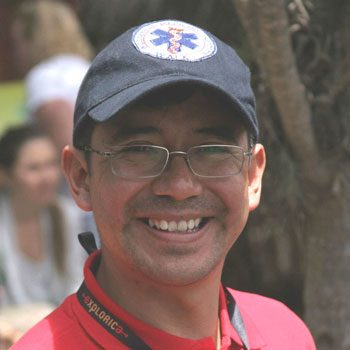 Vinicio Reiseleiter Ecuador