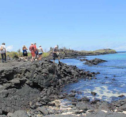 Baroness Aussichtspunkt Galapagos