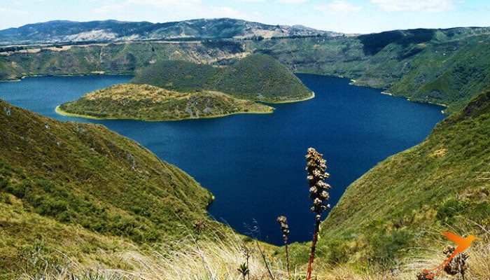 Laguna Cuicocha Ecuador