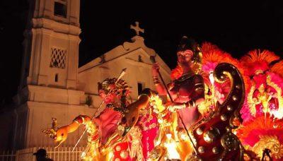 Karneval in Las Tablas