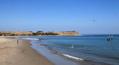 Strand von Mancora, Region Küste Peru