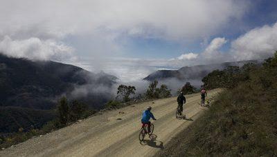 Mit dem Mountainbike durch den Manu Nationalpark